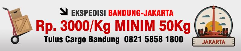 Ekspedisi Bandung Jakarta Murah Cepat