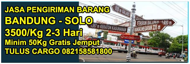 Ekspedisi Bandung Solo