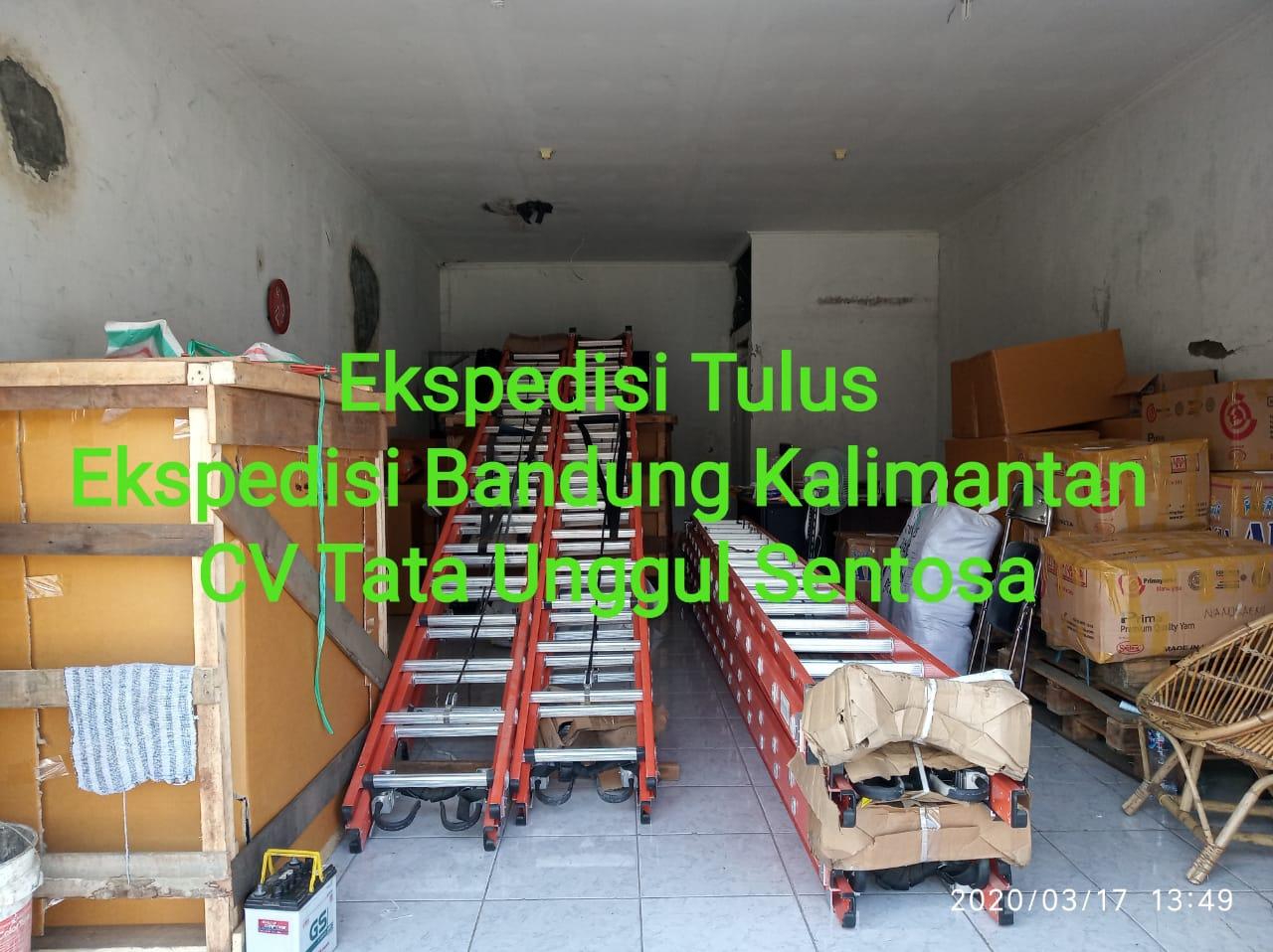 Ekspedisi Bandung Pangkalan Bun Kalimantan Tengah