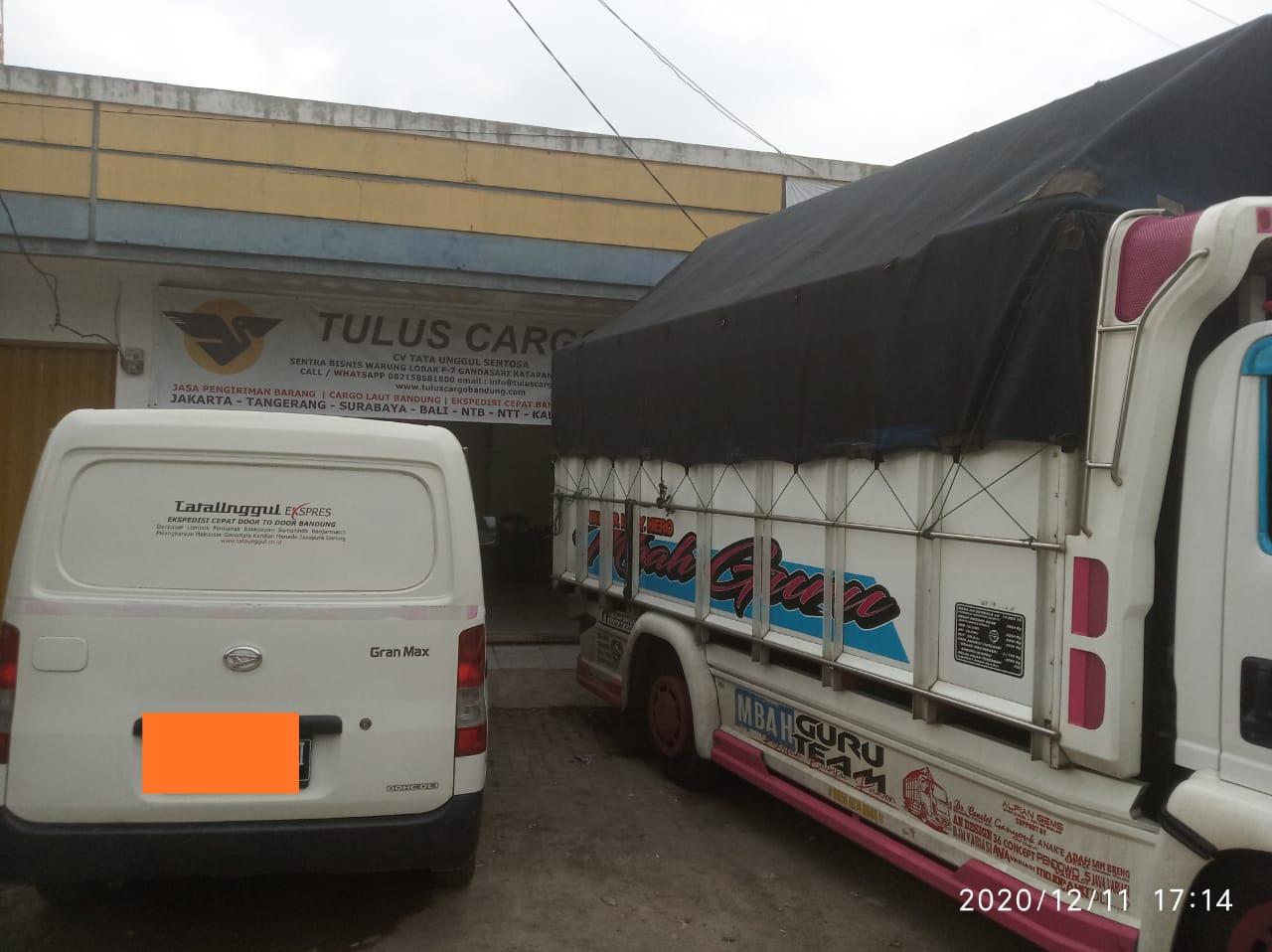 Ekspedisi Bandung Sampit - Cargo Laut Kalimantan