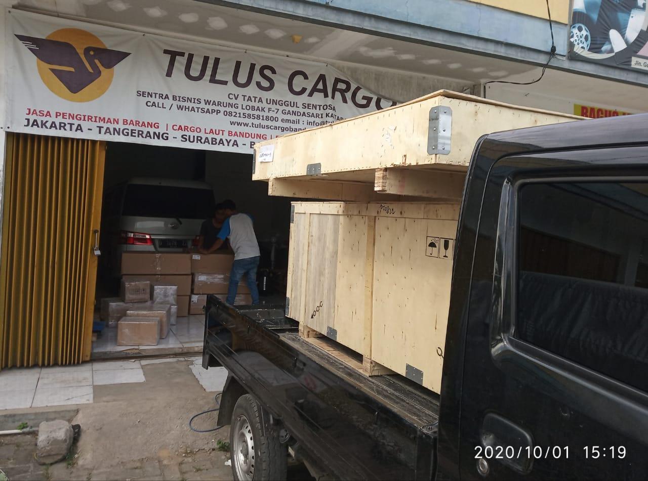 Jasa Pengiriman Barang Bandung Palangkaraya - Paket Tulus